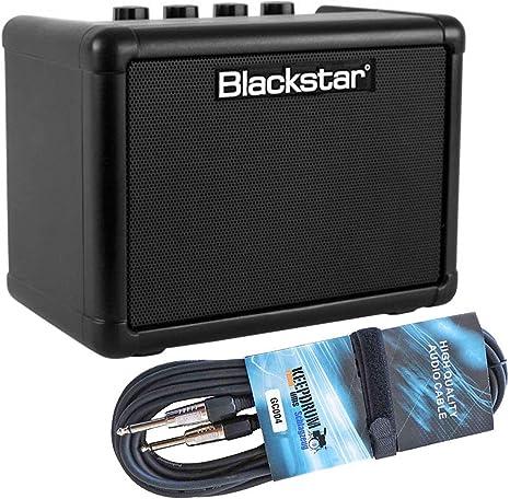 Blackstar FLY 3 - Amplificador para guitarra (incluye cable jack ...