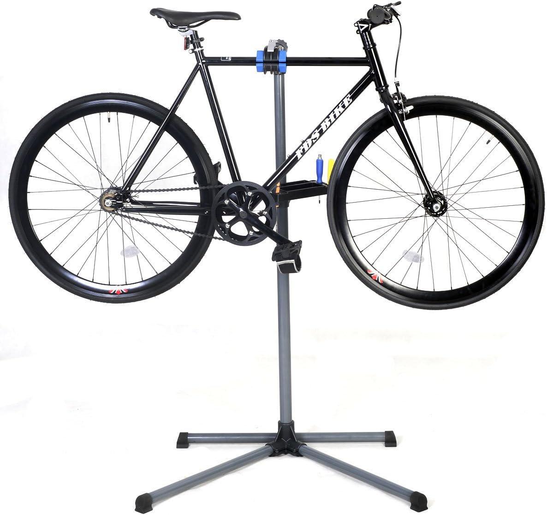 Soporte de reparación para bicicletas altura adjustable Carga max ...