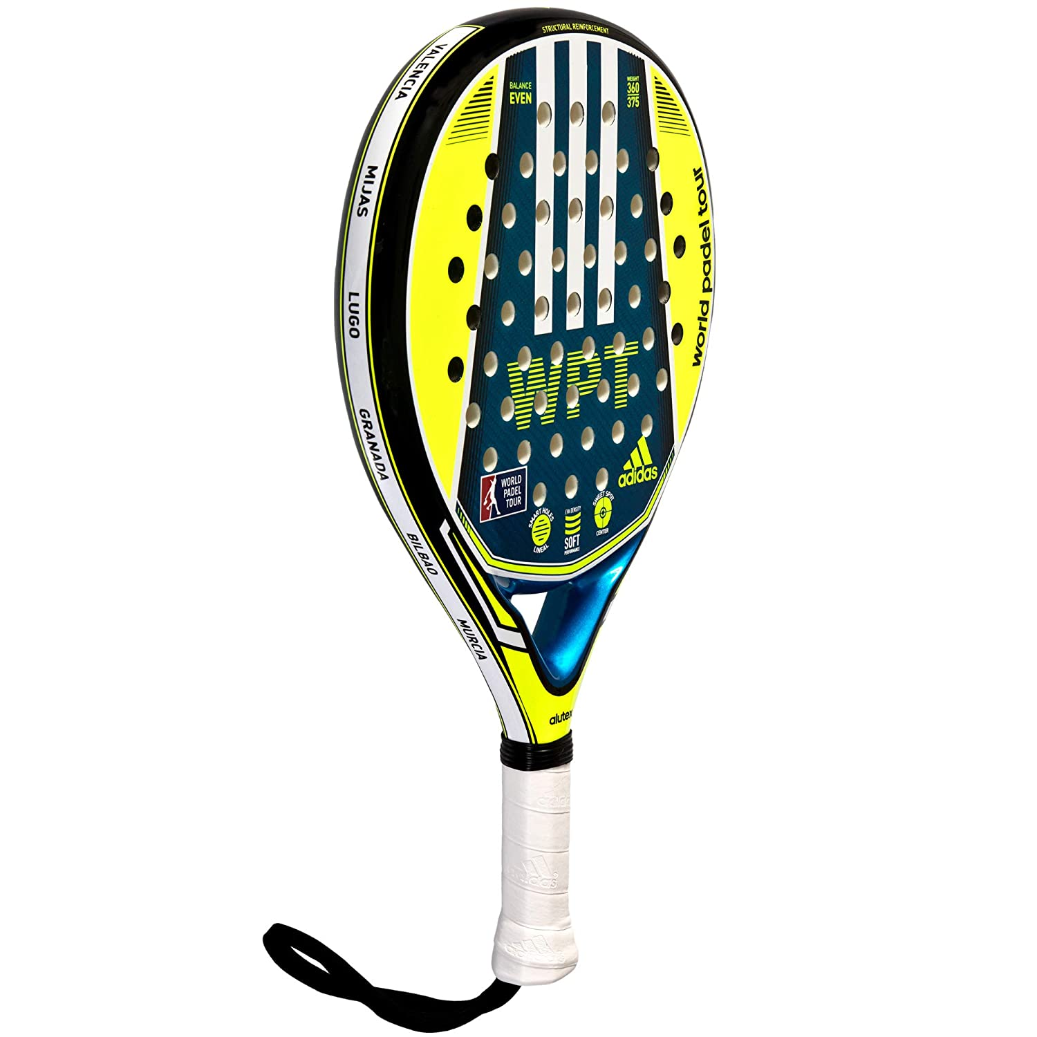 adidas Pala World Padel TOUR-360-365: Amazon.es: Deportes y ...