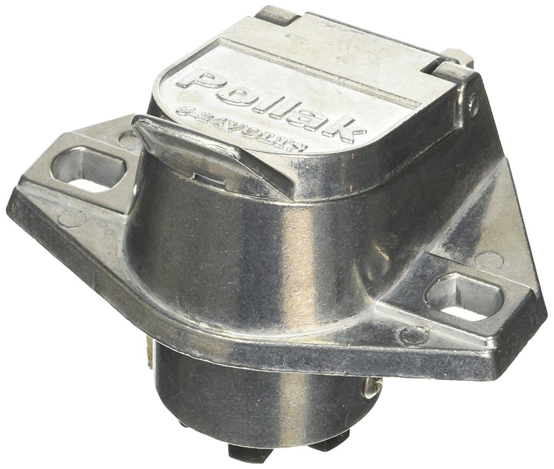 Pollak (11720EP) 7-Way Connector Socket (4)