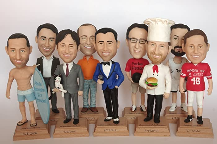 Amazon Custom Bobble Heads And Figurines With Your Looks
