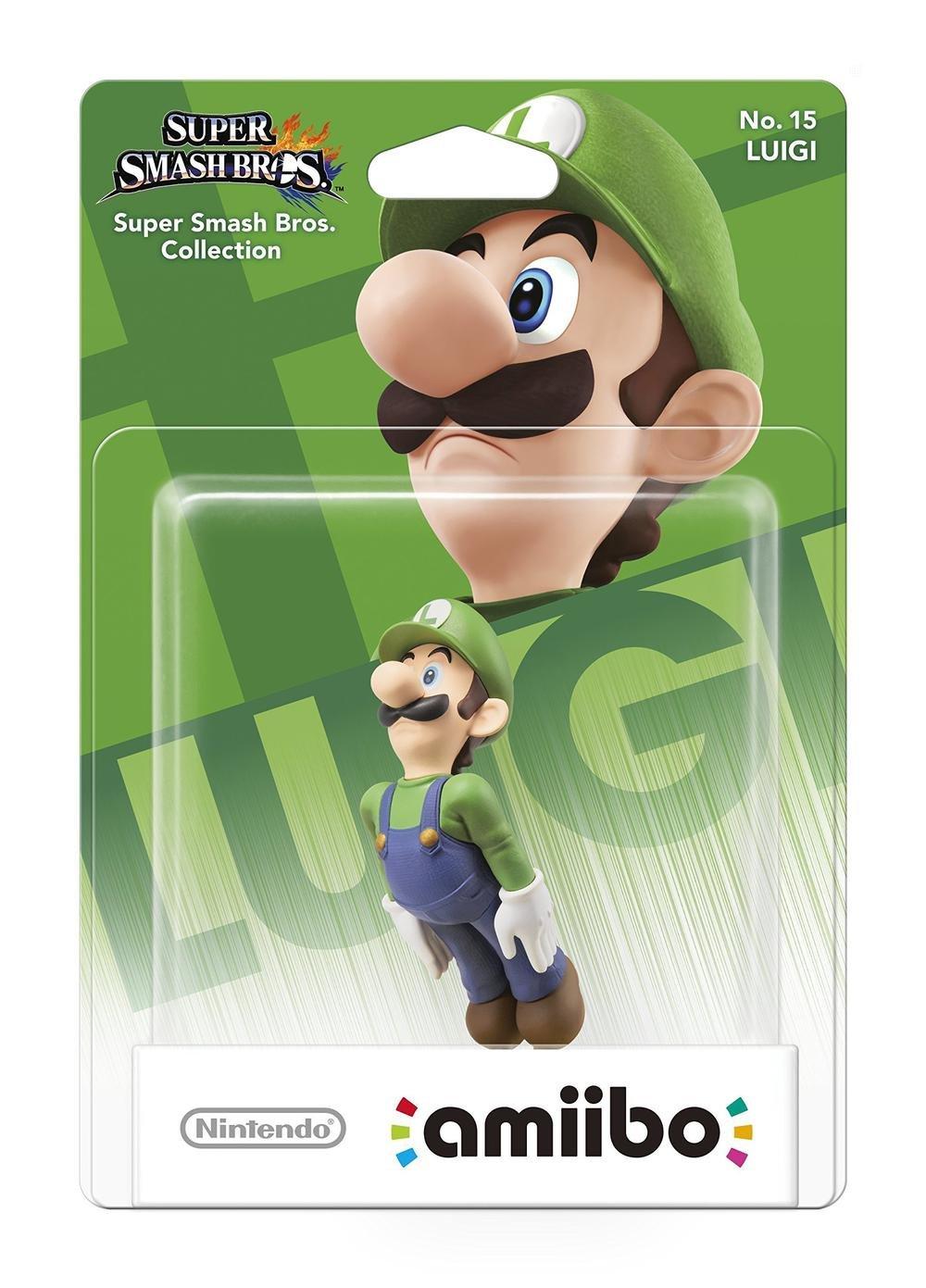 amiibo Smash Luigi: Nintendo Wii U: Amazon.de: Games