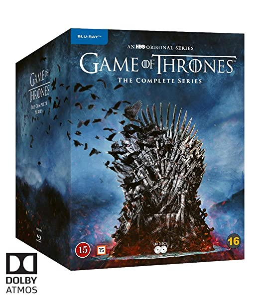 Game of Thrones - Blu Ray - Box