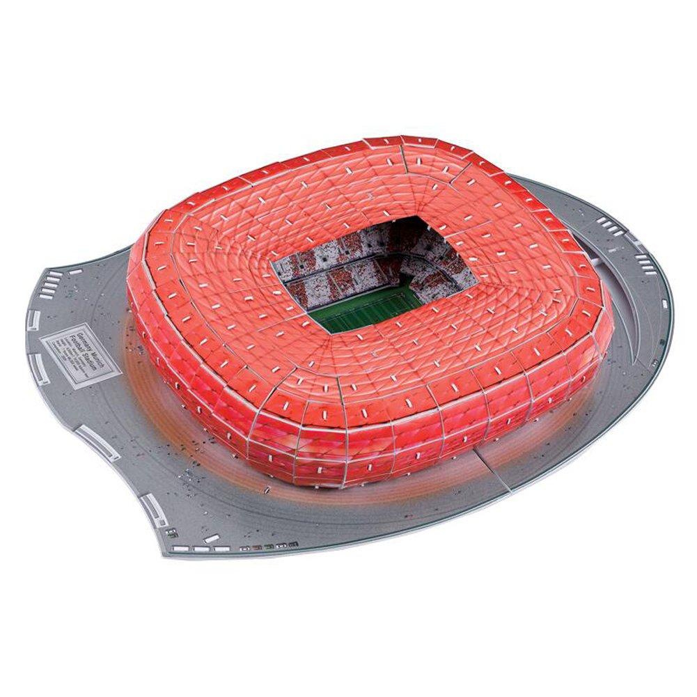 mejor reputación SYLLE Bayern Allianz Stadium Modelo Ventilador De De De Fútbol Suministros  ¡No dudes! ¡Compra ahora!