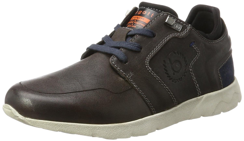 321342023200, Sneakers Basses Homme, Gris (Dark Grey), 46 EUBugatti