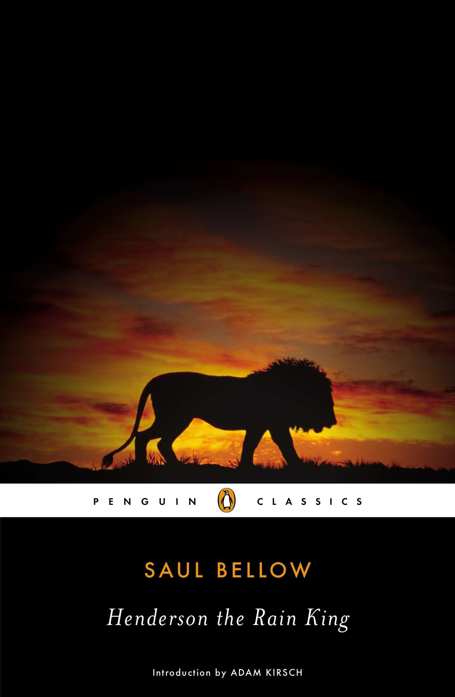Amazon.com: Henderson the Rain King (Penguin Classics) (9780143105480): Saul  Bellow, Adam Kirsch: Books
