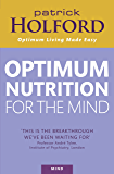 Optimum Nutrition For The Mind (English Edition)