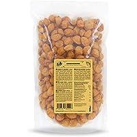 KoRo - Pinda's met BBQ-kruiden 500 g - Warme snack met krokant deeglaagje