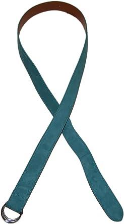 Ralph Lauren Polo Cinturón para mujer (piel de ante, talla L ...