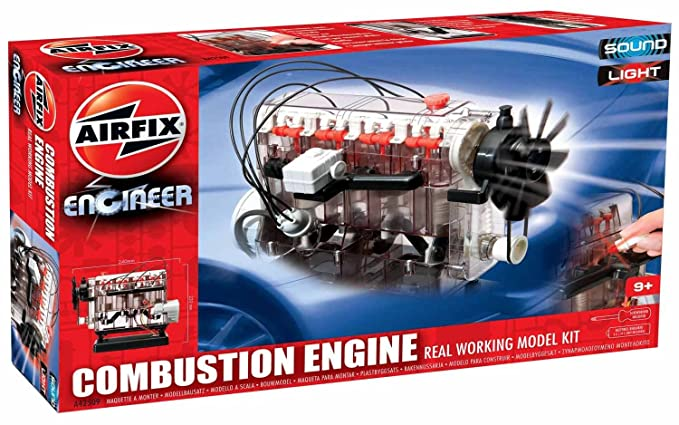 Amazon Airfix A42509 Engineer Combustion Engine Real Working