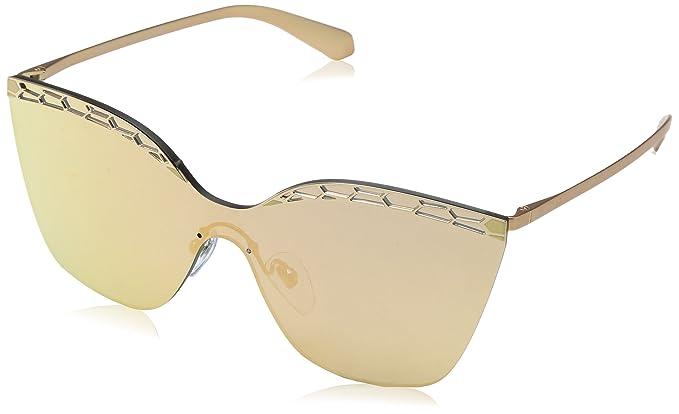 Bvlgari Mujer 0Bv6093 20144Z 37 Gafas de sol, Dorado (Pink ...