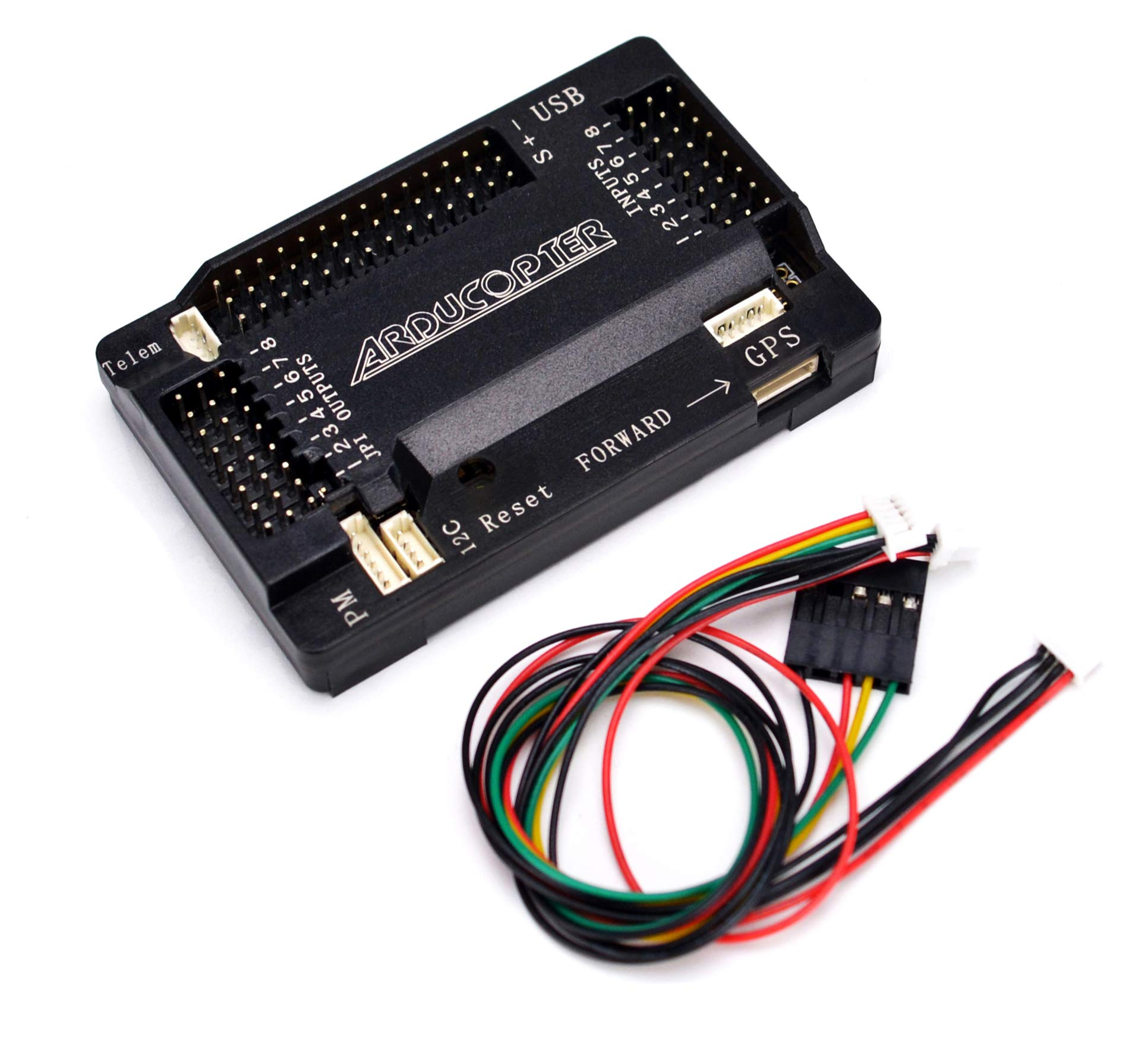 APM2.6 Flight Controller Board with Top-Pin Connector for ArduPilot Mega 2.6 Flight Control Board