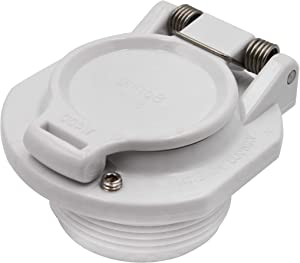 TycoonWon Free Rotating Vacuum Vac Lock Safety Wall Accessories Replace Hayward, Suitable for HaywardPool Cleaners,W400BWHP(White)