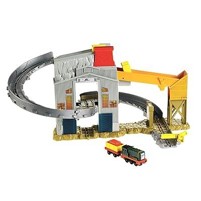 Fisher-Price Thomas & Friends DC Twist 'n Tumble Cargo: Toys & Games