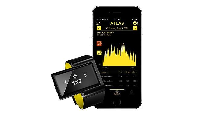 Atlas Wearables Wristband