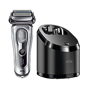 Braun Series 9 9090 cc afeitadora eléctrica con estación de ...