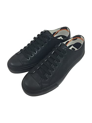 6428de6c166f Paul Smith Mens Indie Lace Up Trainers in Black UK9: Amazon.co.uk ...