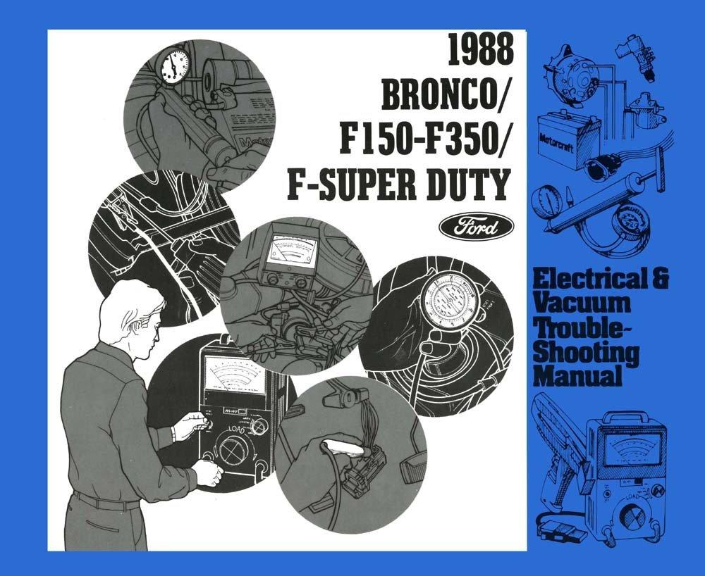 Best 1988 Ford Ranger Vacuum Diagram