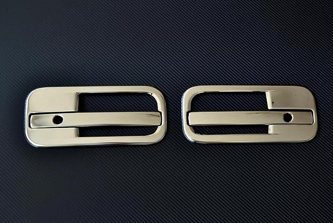 4 Stück Edelstahl Zubehör Rechts Links Türgriffe 3d Dekor Für Xf 106 Euro 6 Lkw Baumarkt