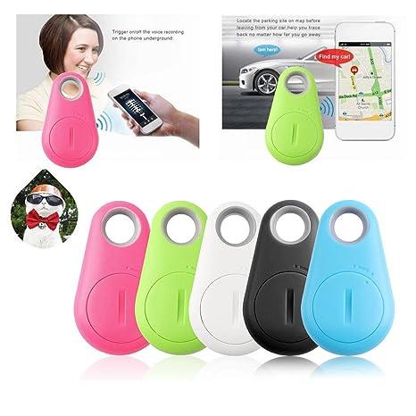 JohnJohnsen Mini Bluetooth 4.0 GPS Traker Gotas de Agua ...