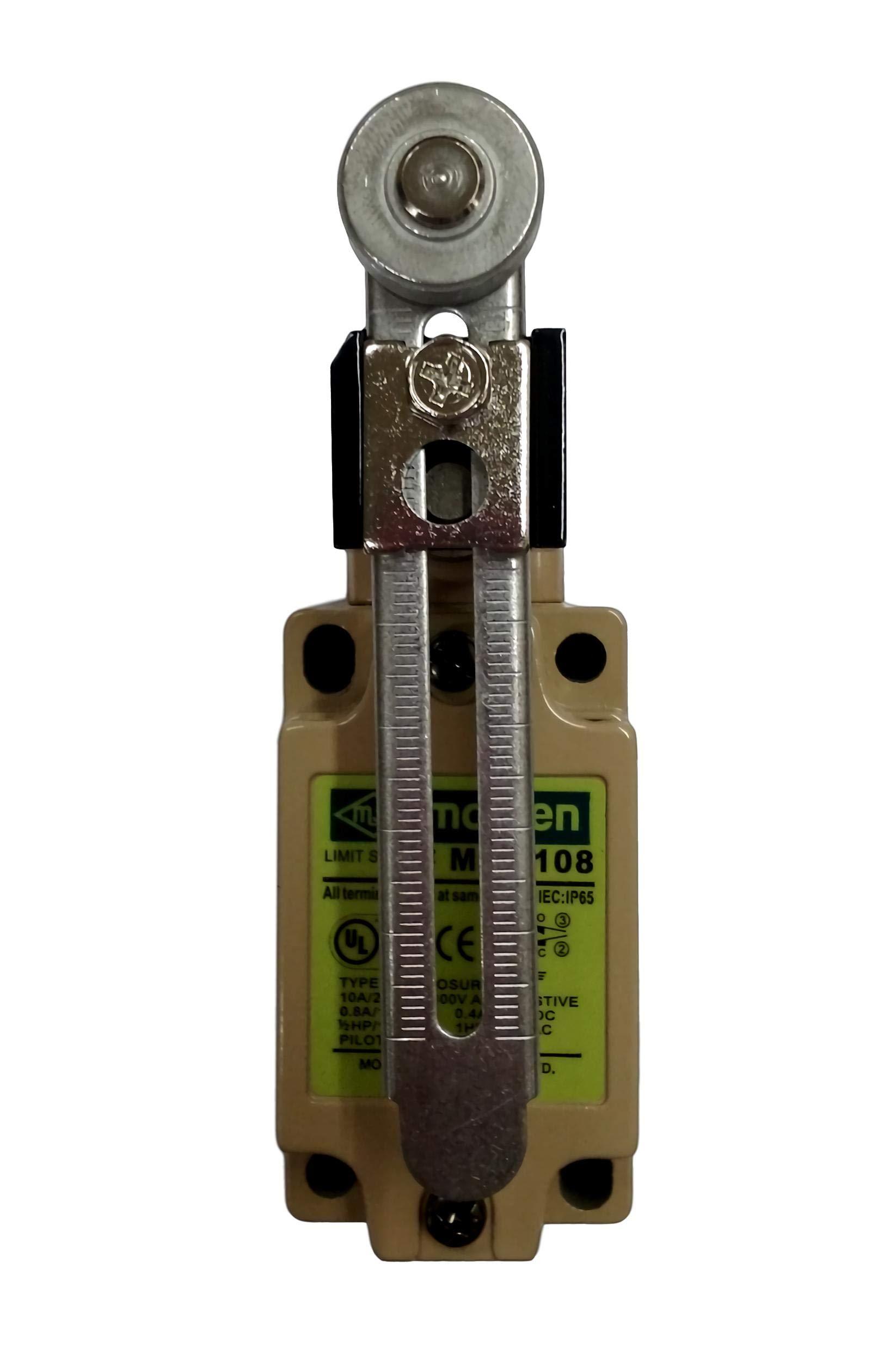 H948 Veris,Current Switch /& SPDT Relay,Split,N.O