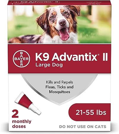 K9 Advantix II Flea and Tick Prevention