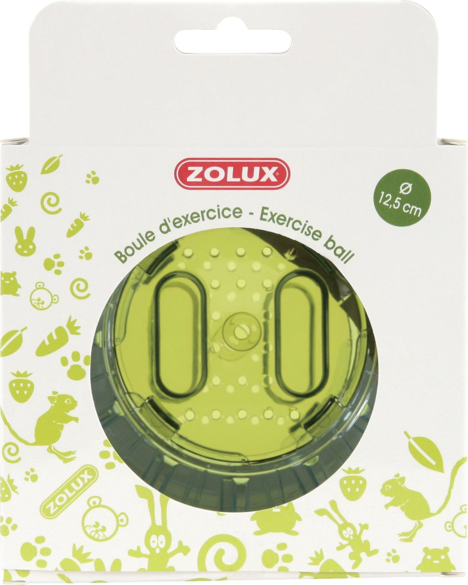 Zolux Exercise Ball for Small Animals 12.5/cm Cherry Red