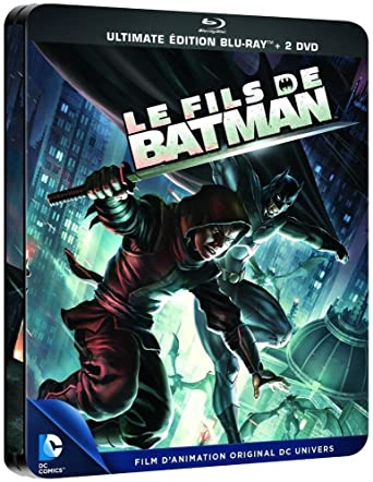 Le Fils de Batman [Francia] [Blu-ray]: Amazon.es: Ethan ...