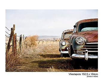 Photo Papier Peint Papier Peint Intisse Oldtimers Car Voiture