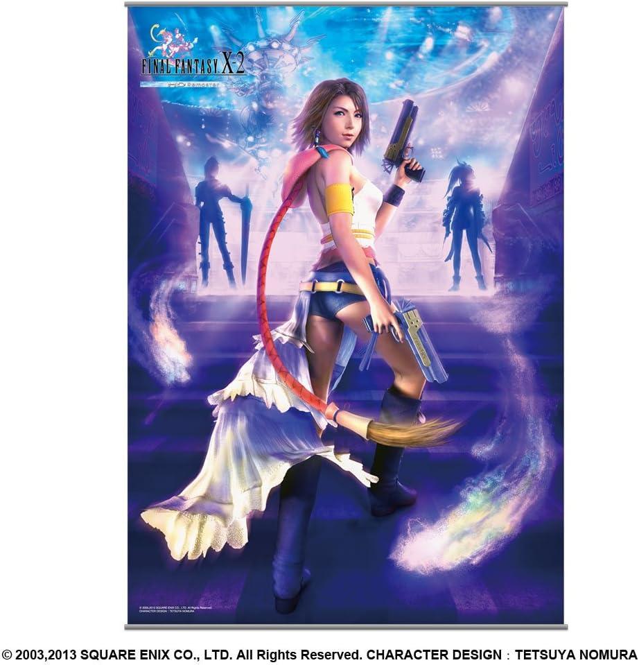 Wall Scroll Final Fantasy X-2 Hd Remaster [Importación Francesa]: Amazon.es: Videojuegos
