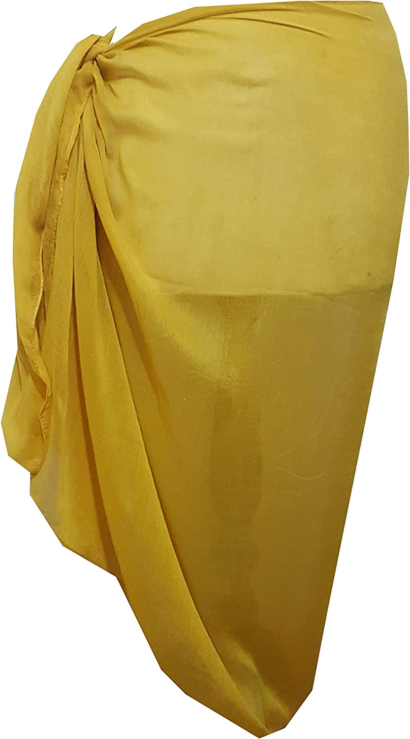 Plain Hijab Scarf Sarong Lovely Colours Lightweight Large Size Buy 4 Get 1 Free By KSC