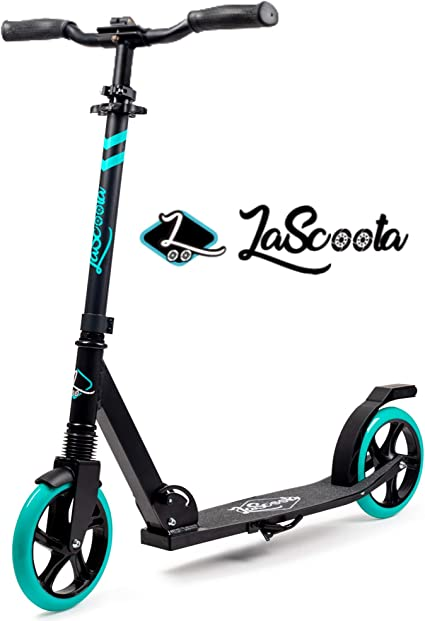 Lascoota Scooters For Kids 8 Years And Up Qui