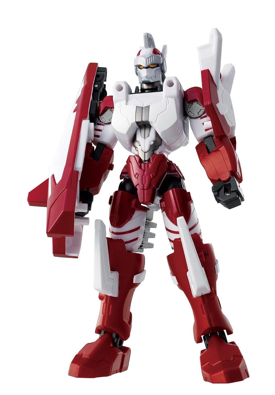 Ultraman Ultra Galaxy series change Jean bot (japan import)