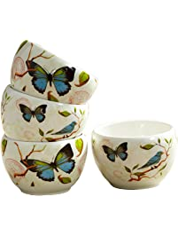 Amazon Com Cereal Bowls Home Amp Kitchen Soup Cereal