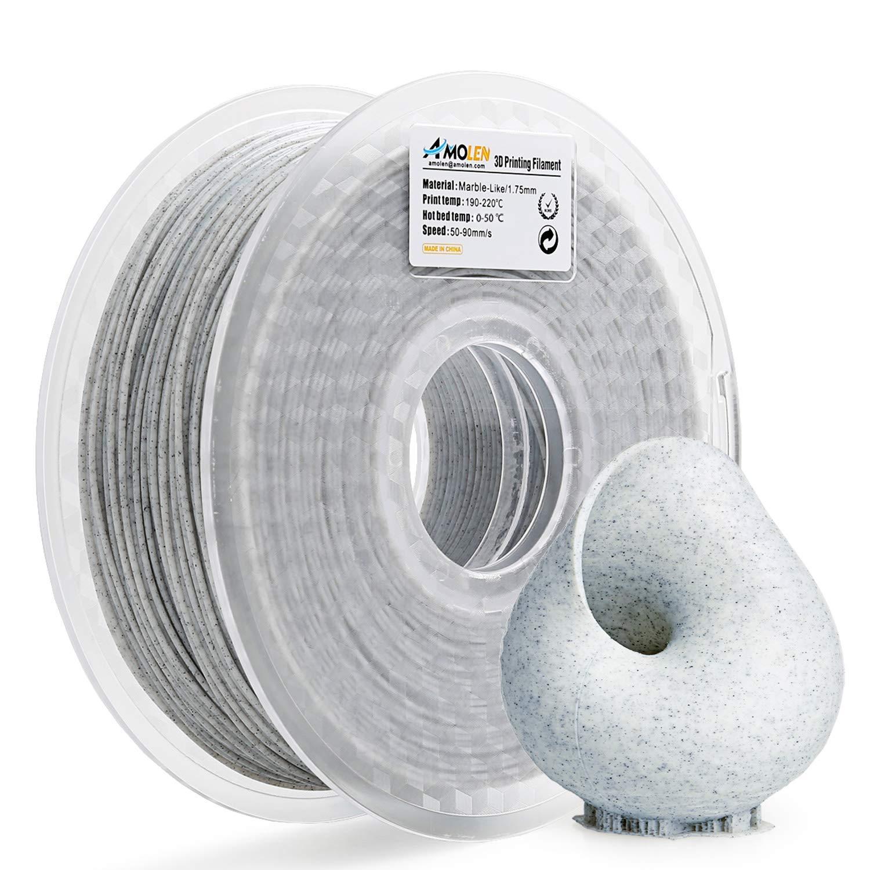 Filamento PLA 1.75mm 1kg COLOR FOTO-1 IMP 3D [721SVW3L]