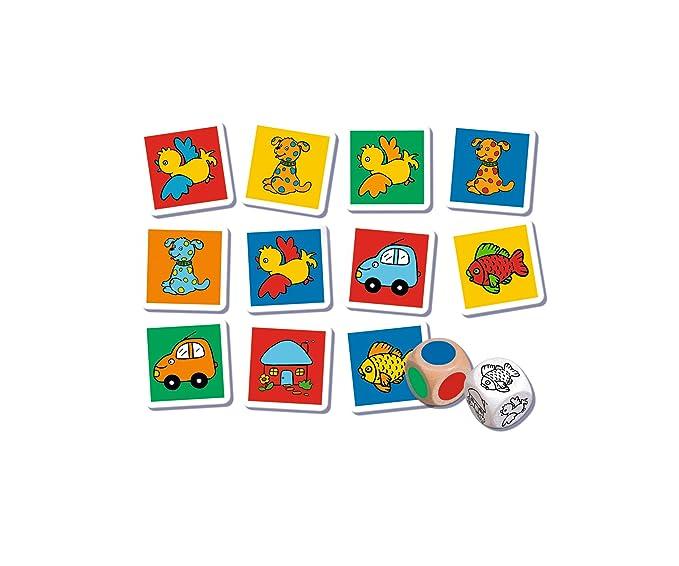Noris Spiele 606011793 Bundle Patsch und Miau Mäh Muh Kinderspiel ...