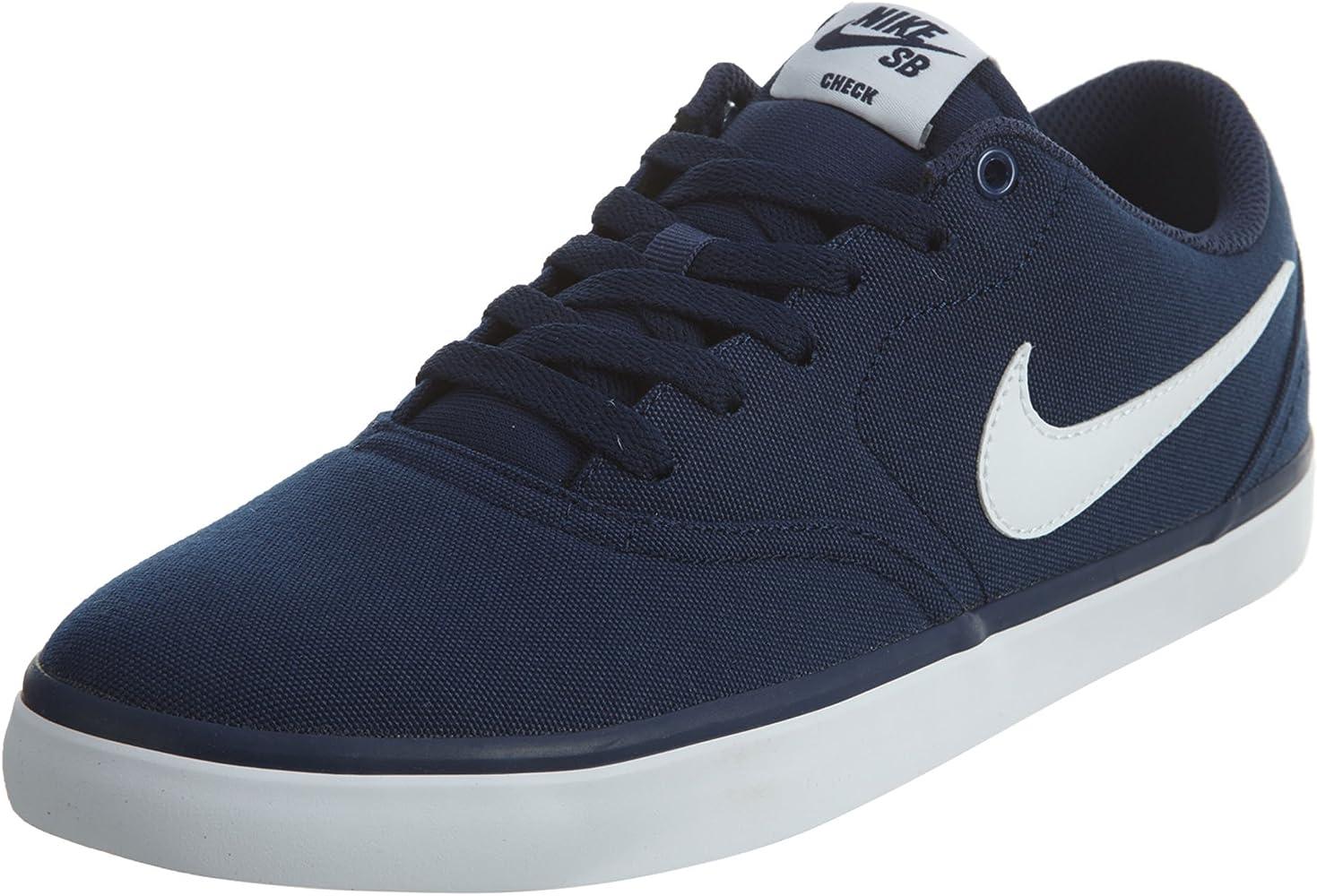 Nike Sb Check Solar Cnvs 843896400 Azul 10 5 M Us Shoes