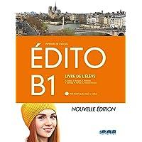 EDITO B1 ELEVE+DVD ROM ED.18