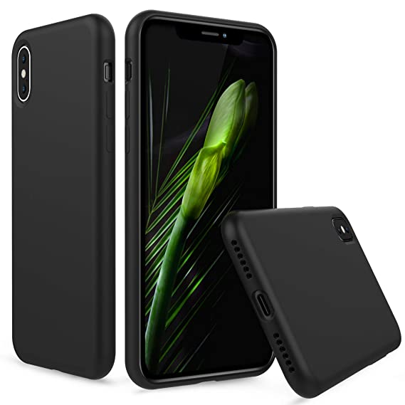 Amazon.com  PENJOY Silicone Case for Apple iPhone Xs (2018)   iPhone ... c150fdbeef