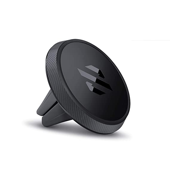 SKYVIK TRUHOLD AC Air Vent Magnetic Car Mobile Phone Holder Black Cradles