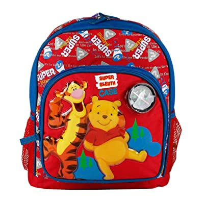 Winnie the Pooh & Tiger Small Backpack: Clothing