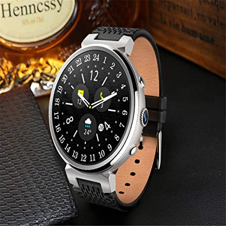 Amazon.com: Smart Watch Android 5.1 MTK6580 Quad Core 1.3Ghz ...