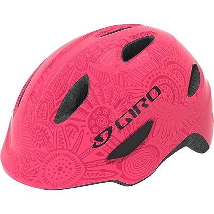 Best Bike Helmets 2020.Giro Scamp Helmet Kids Bright Pink Pearl 2020 Bike Helmet