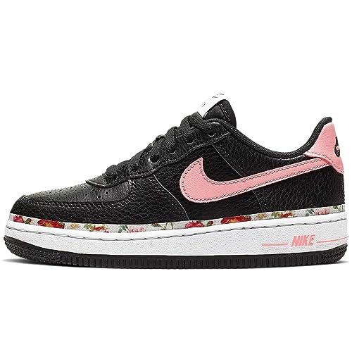 Nike Mädchen Force 1 (Ps) Basketballschuhe: