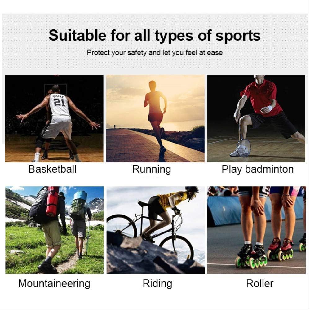 Une Paire TMT Ceinture rotulienne genouill/ère ex/écutant m/énisque blessure Compression Fitness Fitness /équitation Alpinisme Basket-Ball Sport Hommes et Femmes