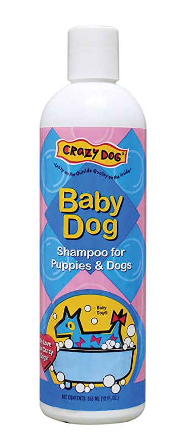 Crazy Baby Dog Shampoo
