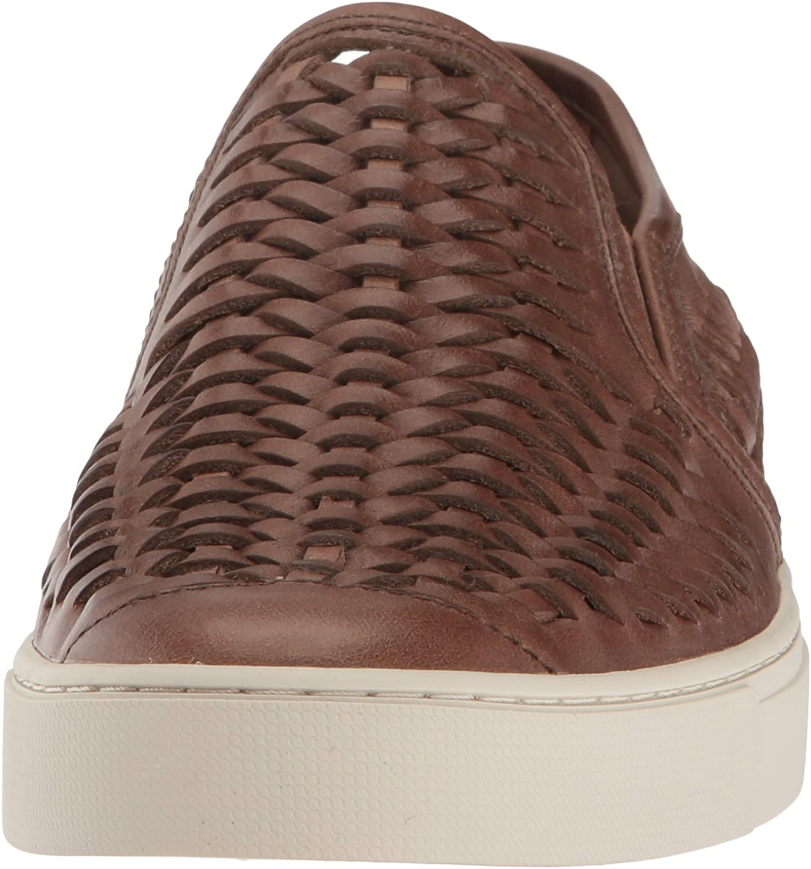 Frye Mens Gabe Woven Slip on Fashion Sneaker