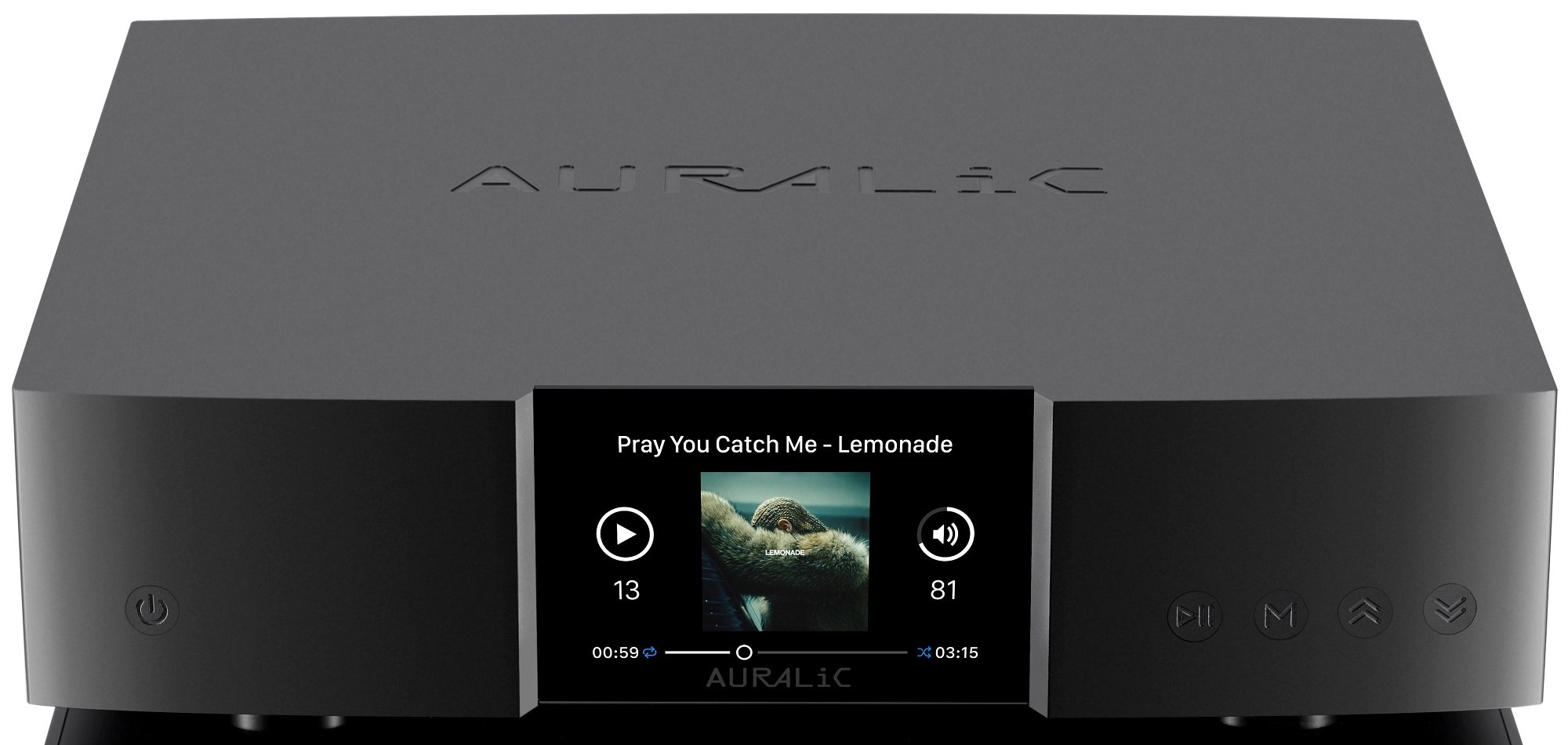 AURALiC ARIES G2 Ultimate wireless Streamer for your DAC