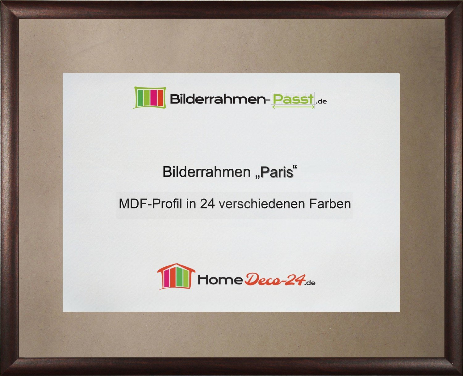 Palma MDF-Picture frame 32x45 cm (12,6x17,7 in) 45x32 cm Choice of ...