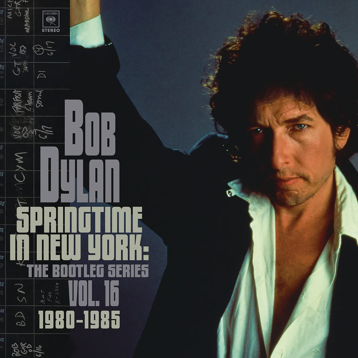 Book Cover: Springtime In New York: The Bootleg Series Vol. 16